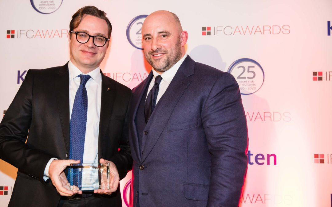"""Bergonzi Law Firm named """"Law firm of the year – Monaco"""" at the Citywealth IFC Awards"""